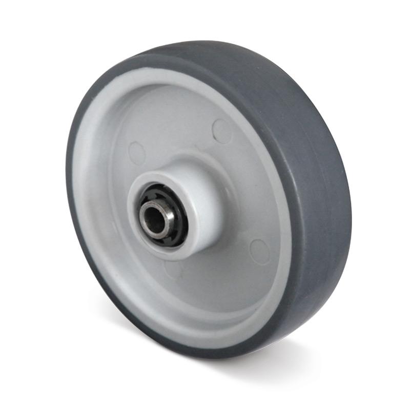 Rad Basic Thermoplast, spurlos. Tragkraft 90 - 235 kg