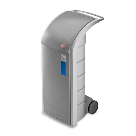 Radsatz für Wertstoffsammler Hailo®, 120 Liter