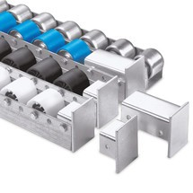 Rail ColliUS-NR20, billes en acier