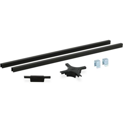 Rail horizontal pour système de protection de surface CEMO
