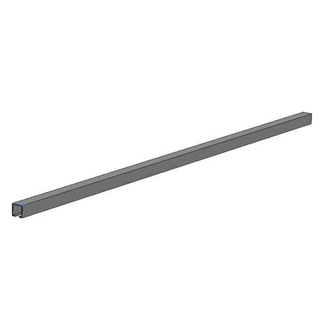 Rail supplémentaire pour porte-outils et rampe lumineuse pour tables de travail
