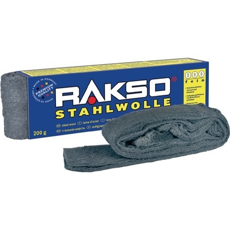 RAKSO Stahlwolle