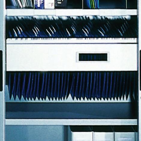 Rama wisząca DIN A4 do teczek wiszących do szafy biurowej C+P
