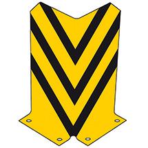 Rammschutz-Ecke für Palettenregal Typ S