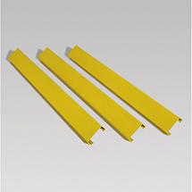 Rammschutz-Planken C-Profil für Innen und Außen