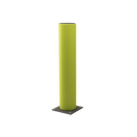 Rammschutz-Poller aus Kunststoff, 3 Höhen zur Auswahl von 600-1200 mm
