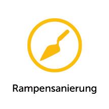 Rampensanierung für Rampen-Verladebrücke Typ SKB