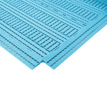 Randleiste für Arbeitsplatzmatte aus Polyethylen