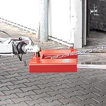Rangierhilfe RH mit Kupplungskugel,  Stützlast Kugel max. 100 kg