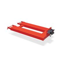 Rangierhilfe RH-RM mit Anhängerkupplung Rockinger RO 805 B mit Bolzen (Ø 31,5 mm)