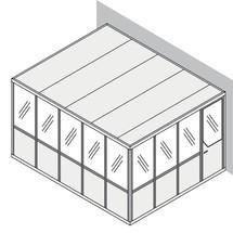 Raumsysteme TRENDLINE von KLEUSBERG, Komplettangebot