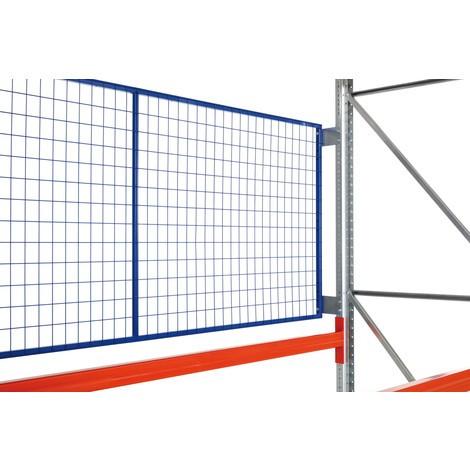 Rear panel grid for META MULTIPAL pallet rack