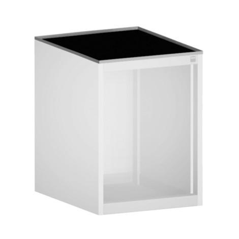 rebordo rolante incluindo suporte de gabinete para caixa de gaveta armário bott cubio