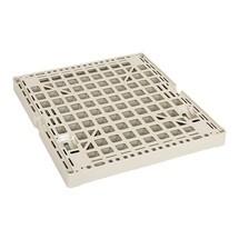 Recipiente rolante, de 4 lados, painel frontal dividido, suporte de plástico, AxLxP 1850 x 724 x 815 mm