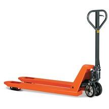 Ręczne wózki paletowe BASIC. Udźwig do 2500 kg. Dł. wideł 1150 mm.