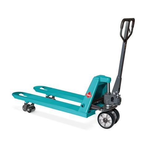 Ręczny wózek paletowy Ameise® PTM 2.0/2.5 z szybkim unoszeniem