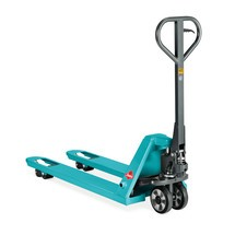 Ręczny wózek paletowy Ameise®, udźwig 2000 kg, długość wideł 1150 mm