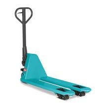 Ręczny wózek paletowy Ameise® wersja wąska, długość wideł 1150 mm