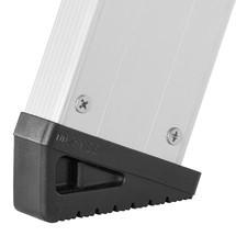 Regal-Anlegeleiter HYMER Premium