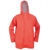 Regenjacke PUplus, orange