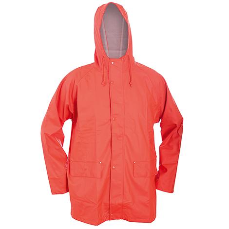 Regenjacke PUplus, orange
