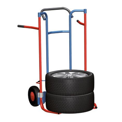 Reifenkarre VARIOfit® aus Stahl