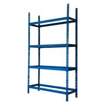 Reifenregal, Grundfeld, blau