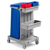 Reiniging Trolley Poly