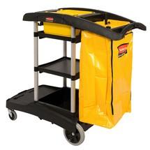 Reinigingswagen Rubbermaid® Hoge Capaciteit