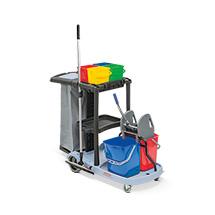 Reinigungs-/ Servicewagen BASIC