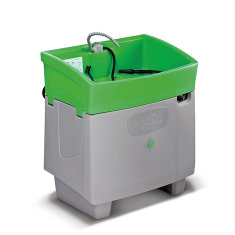 Reinigungstisch BIO-CIRCLE PROFI - Mietgerät