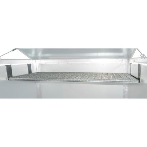 Rejilla estante intermedio media para depósito de material peligroso GD-N