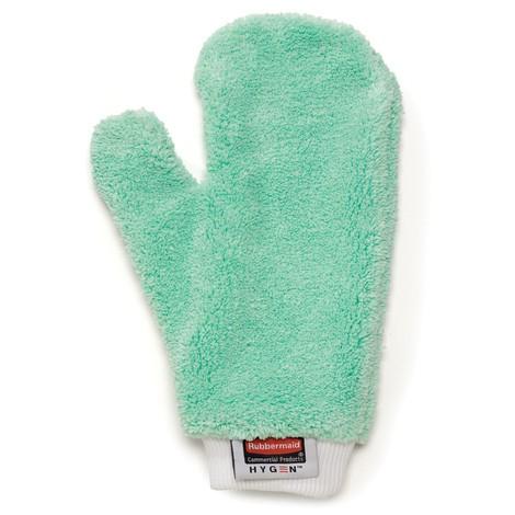 Rękawice przeciwpyłowe z mikrofibry z kciukiem