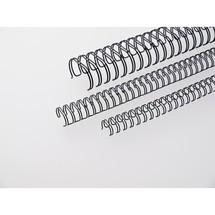 RENZ® Drahtbinderücken RING WIRE 3:1 Tlg.