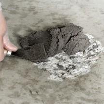Réparation des sols en béton
