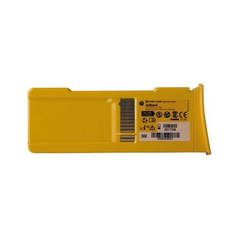 Reserve-batterijen voor defibrillators