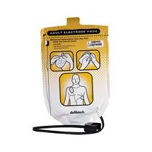 Reserve-elektroden voor defibrillators