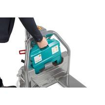 Reserveaccu voor elektrische palletwagen Ameise® - lithium-ion