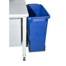 Reststoffbehälter für Packplatz Classic und Multiplex