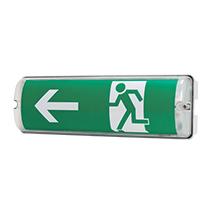 Rettungszeichen Wandleuchte Basic