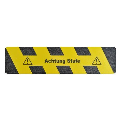 Revêtement antidérapant m2™ «Attention à la marche»