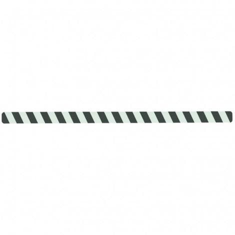 Revêtement antidérapant m2™ phosphorescent-noir