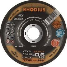 RHODIUS Trennscheibe XTK6 EXACT