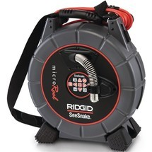 RIDGID Inspektionskamerasystem SeeSnake® microReel