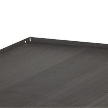 Riffelgummi-Auflage, BxT mm:  600x575