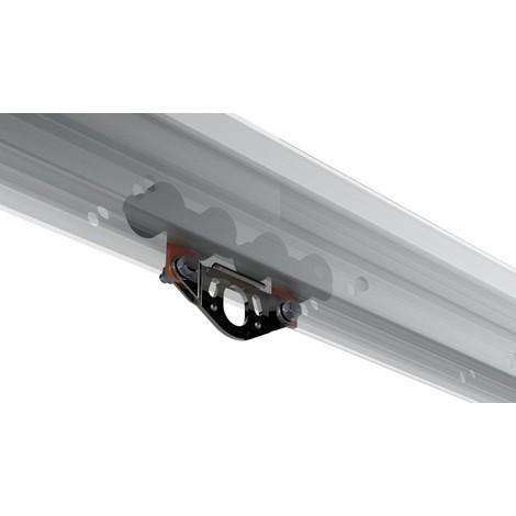 rijwerk voor persoonlijke veiligheid voor PLANETA Aluminium portaalkraan RAPK/RLPK