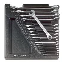 Ringmaulschlüssel-Satz HAZET®, 18-teilig