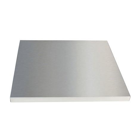 Ripiano per armadi in acciaio inox stumpf®