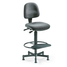Robocze krzesło obrotowe Usage