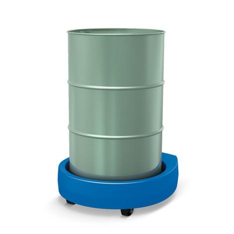 Rodillo de barril, capacidad de carga 300 kg